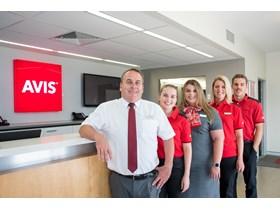 Richard Hine and team at Gladstone Avis