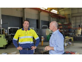 Funding in Gladstone for high-tech manufacturing and jobs