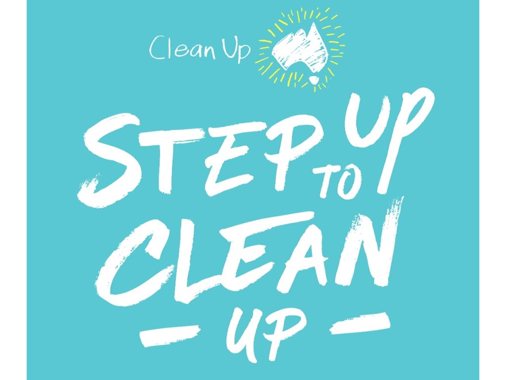 Clean Up Queensland this Clean Up Australia Day