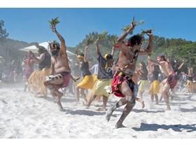 Quandamooka Dancers