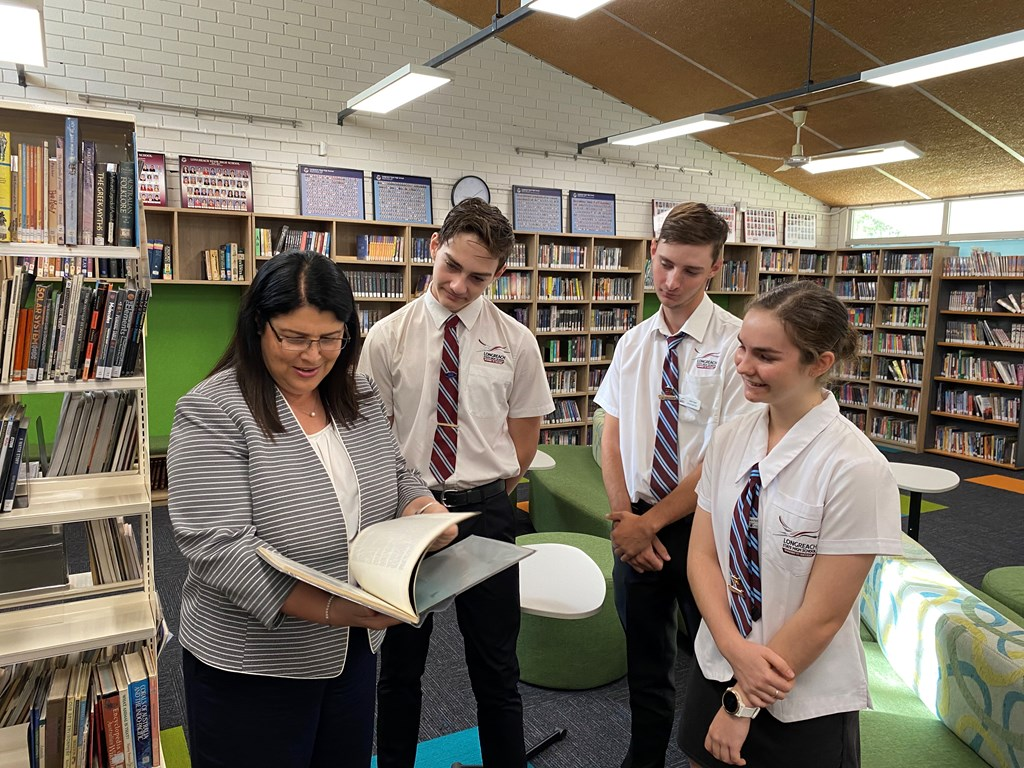 Longreach State High students to cook with gas in upgraded facilities