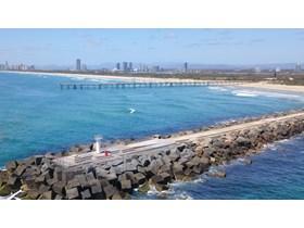 Seaway Promenade aerial November 2020