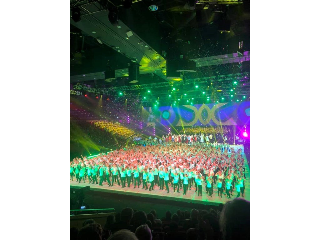 State school stars shine in performing arts extravaganza