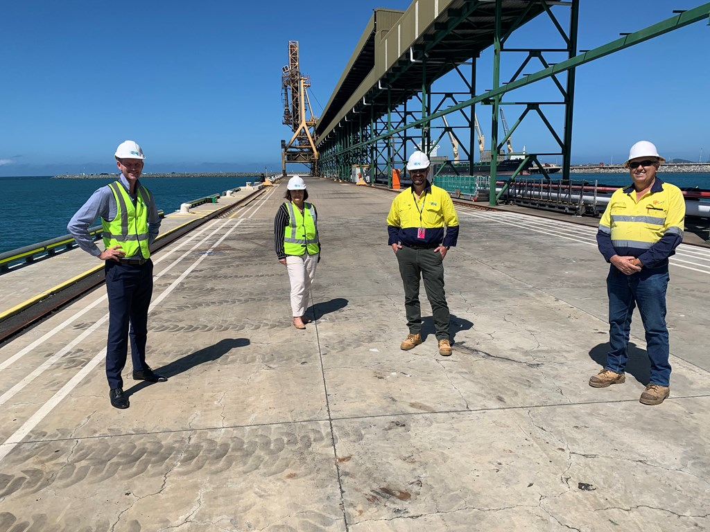 Port of Mackay's $17m shot in the arm for local jobs
