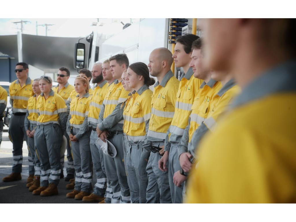 Energy networks recruiting for next generation