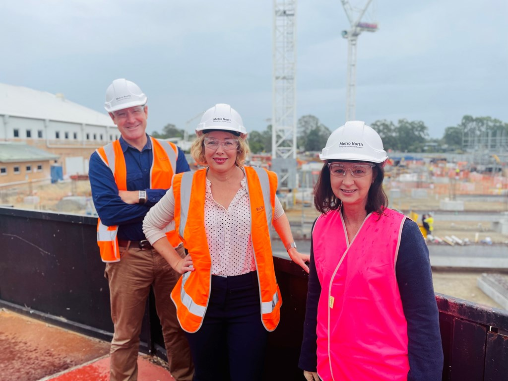 Stage two of $399.5M Caboolture Hospital Redevelopment gets underway