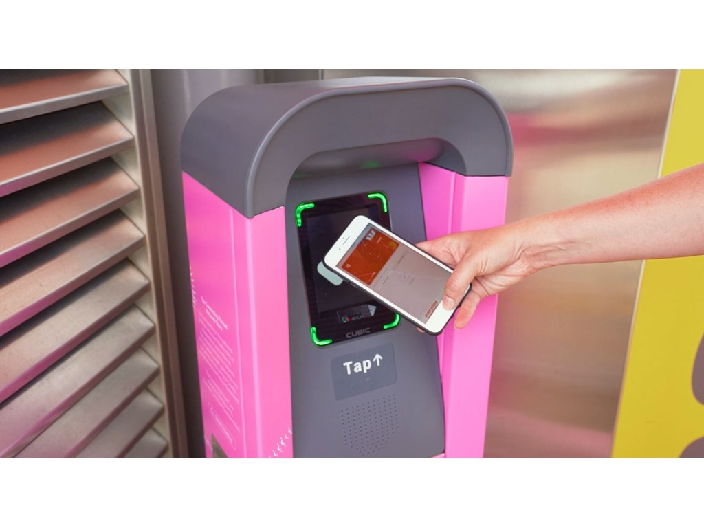 Smart ticketing touches on for the first time on Gold Coast