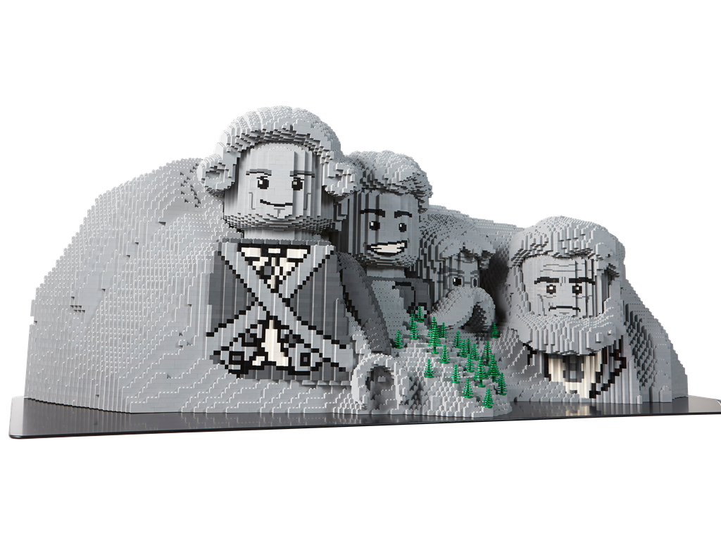"""Brickman LEGO exhibition set to be a """"block"""" buster"""
