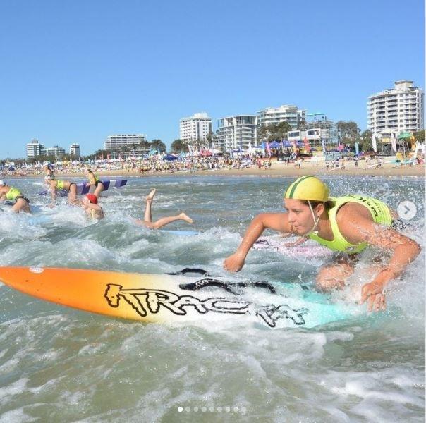 Image; Surf Life Saving Australia (Sunshine Coast 2021)