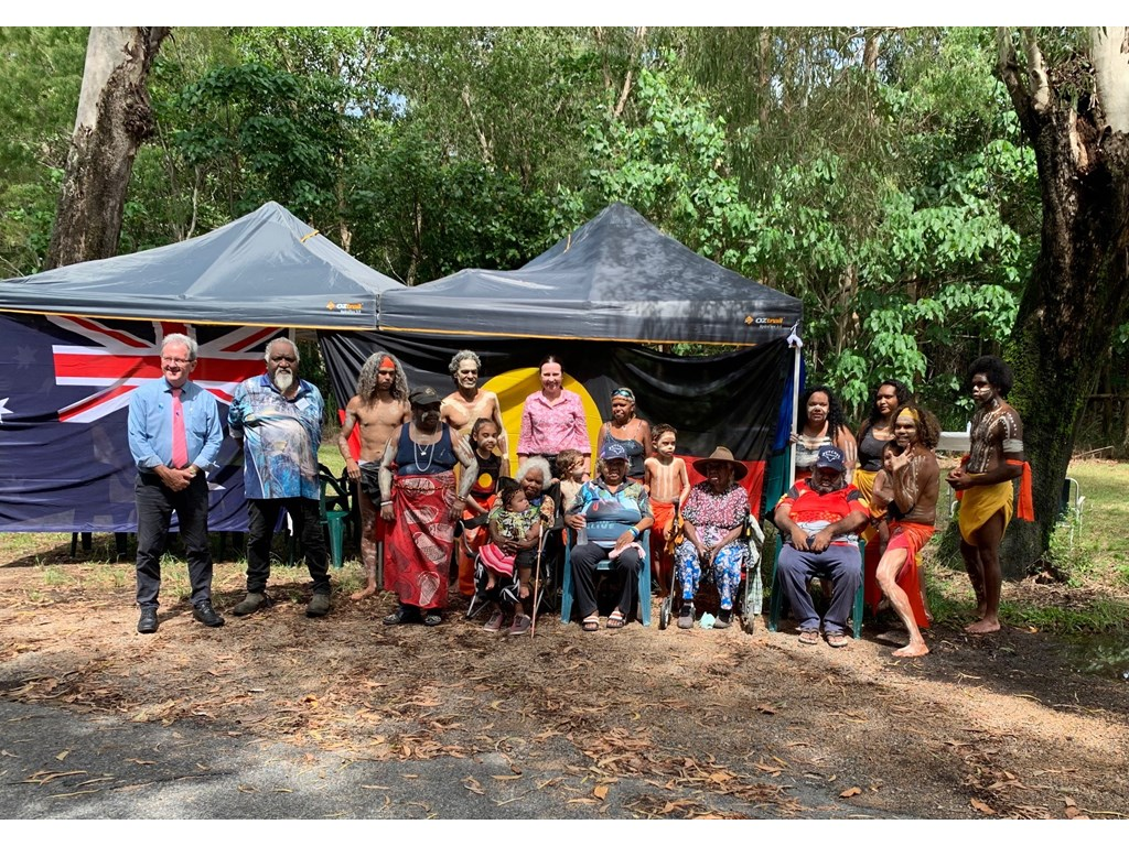 New chapter starts for Gulngay People in Far North Queensland