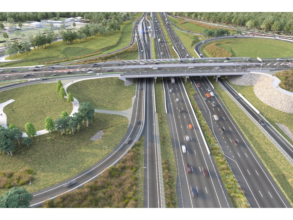 Deception Bay interchange upgrade the real deal