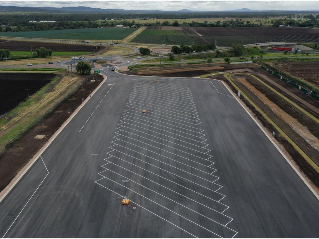 Gatton's Heavy Vehicle Decoupling Facility Opens