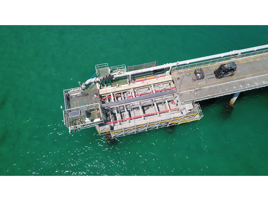 Multi-million-dollar project supports ongoing operations to keep Seaway safe and accessible
