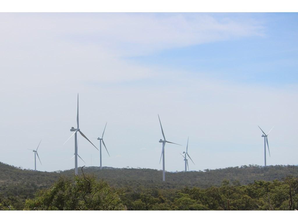 Jobs blow in from new FNQ wind farm