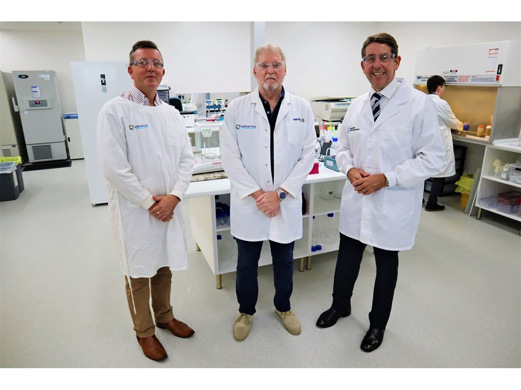 Production lines roll for Sunshine Coast biotherapeutics manufacturer