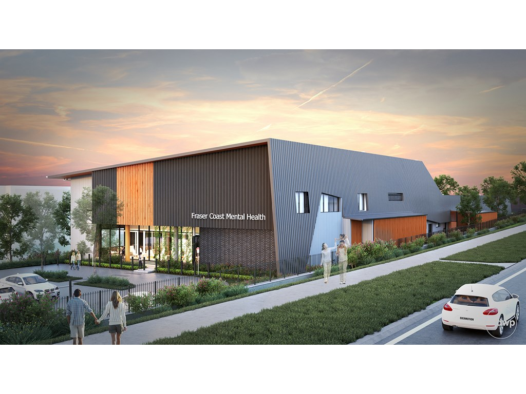 Construction set to commence on new mental health inpatient unit in Hervey Bay