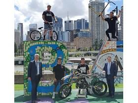 Nitro World Games heats up in Brisbane